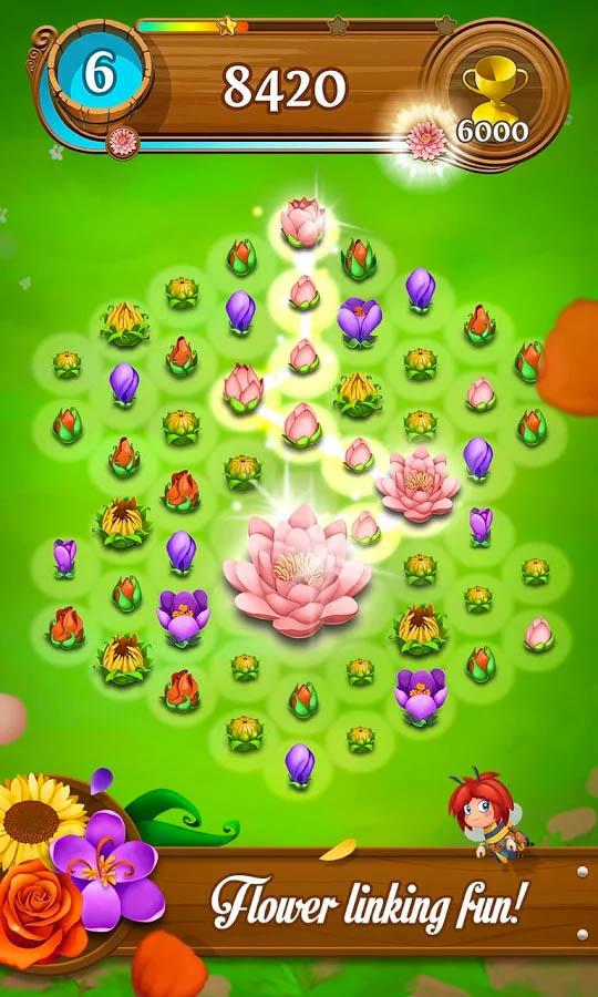 Blossom Blast Saga - Games Free