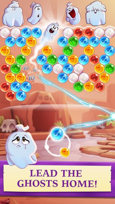 скачать игру Bubble Witch Saga 3 - фото 9