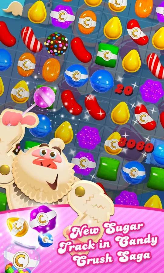 Candy Crush Saga Скачать Игру - фото 5