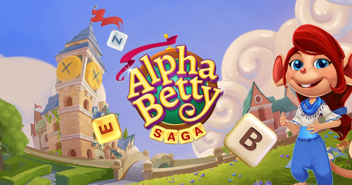 le jeu alphabetty saga