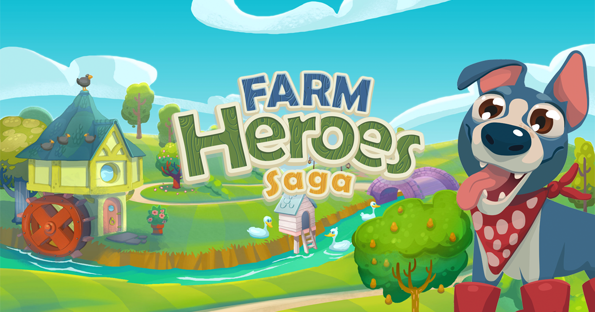 Farm Heroes Saga online: Jogue no King com