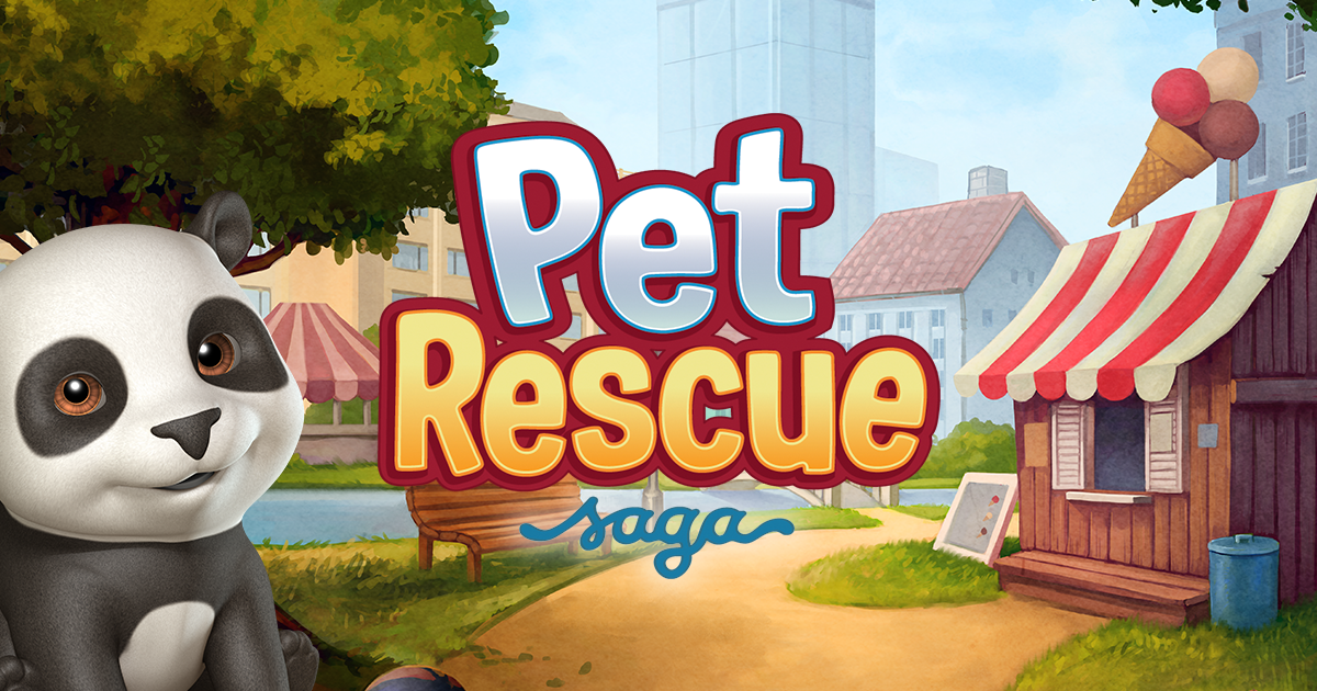 Image result for Pet rescue saga